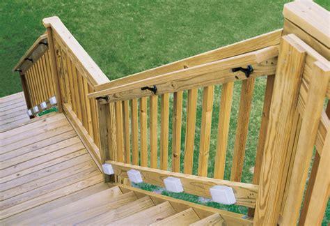 Replace Stair Banister by How To Replace A Stair At The Home Depot