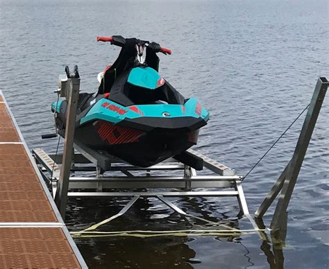 Superior Boat Lifts by C M Superior Systems Boat Lifts