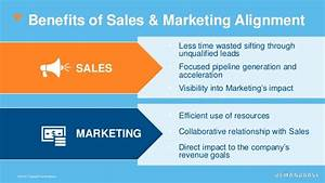 Keys to Sales and Marketing Alignment Success