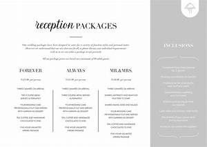 wedding packages laissez faire With wedding video packages
