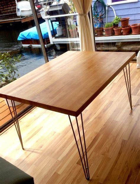 loading butcher block dining table diy wood countertops