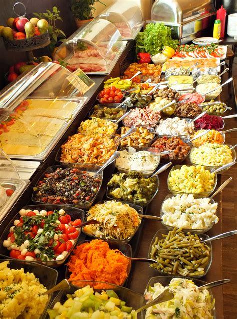 Breakfast Buffet Kurhaus Korsakow