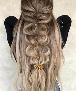 habit extension method on instagram bronde braided