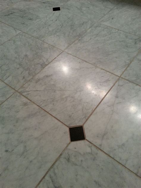 Hometalk   How to Clean Grout on Honed Marble Floor