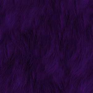 Dark Purple Faux Fur Seamless Background Texture Pattern ...