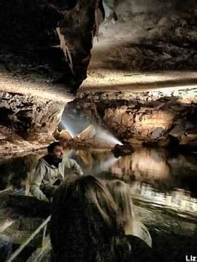 Bowling Green, KY - Lost River Cave Boat Tours