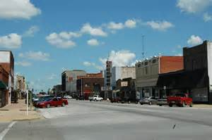 Downtown Lawton OK