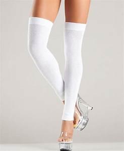 Thigh Highs Leg Warmers