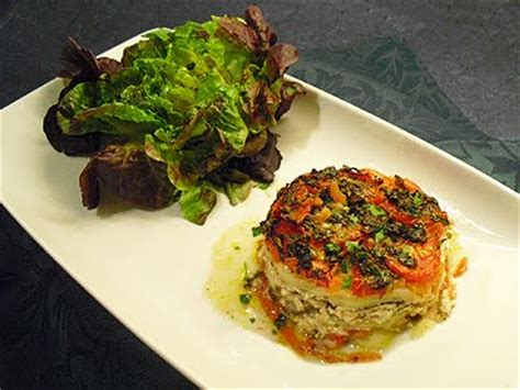cuisiner des sardines tian d 39 épinards la recette facile par toqués 2 cuisine