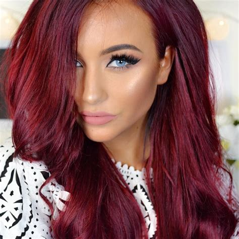red hair color ideas   street style inspiration