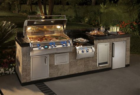 Kitchen Modern Bull Outdoor Kitchens With Cool Stove