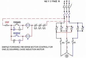 Forward    Reverse 3 Phase Motor Control