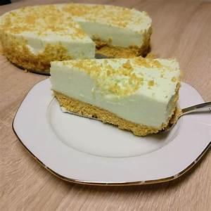 Philadelphia Zitronen Torte : rezept philadelphiatorte ohne backen ~ Lizthompson.info Haus und Dekorationen