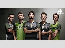 Germany EURO 2016 Away Kit by adidas OFFICIAL