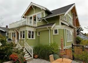 Craftsman Home Paint Colors Exterior Picture