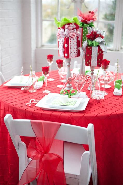 holiday table decor ideas   budget  present