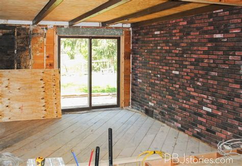 interior brick wall pbjstories how to paint an interior brick wall pbjreno