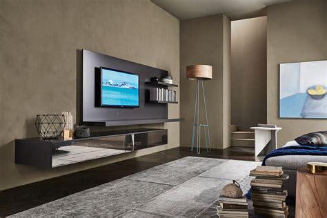 Wohnzimmer Wand Design by Wohnwand Stauraum Schaffen Mit Ideen Bei