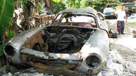 coches abandonados  periodismo del motor
