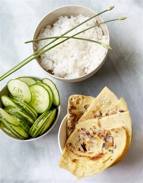 site de recettes cuisine crêpes coréennes pour 6 personnes recettes à table