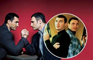 Klitschko brothers: In Kiev with the boxing world's ...