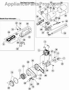 Samsung Dc47-00019a Dryer Heating Element