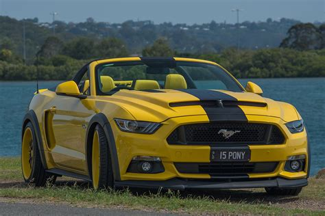 ford  mustang gt ponyparts shannons club