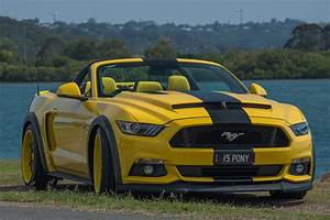 2016 Ford S550 Mustang GT - PonyParts - Shannons Club