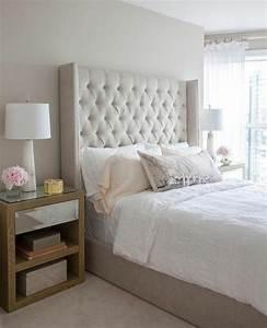 Tete Lit Capitonnée : choisissez un lit en cuir pour bien meubler la chambre ~ Premium-room.com Idées de Décoration