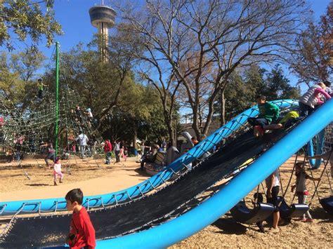 Park Toyota Of San Antonio by Photo Tour Rad New Playground In San Antonio S Hemisfair