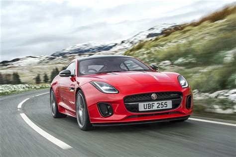 Jaguar F-type Coupe 3.0 [380] Supercharged V6 R-dynamic