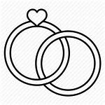 Icon Ring Rings Heart Anniversary Engagement Valentine