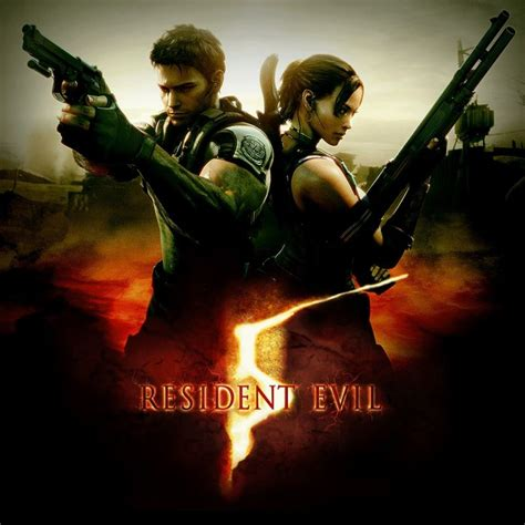 Resident Evil 5 Gold Edition For Playstation 4 (2016