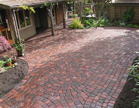 appian classic patio with circle kits landscape east