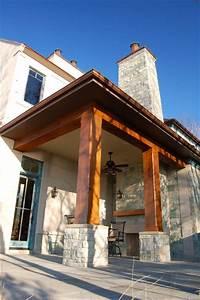 Bronze Exterior Wall Lights Porch Traditional Exterior Grand Rapids By Hibler