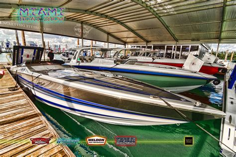 Boat R Miami by 2017 Miami Boat Show Photos Page 3 The Hull