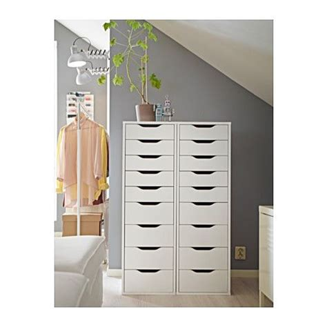 Alex Ikea 9 Drawer - alex drawer unit with 9 drawers white ikea drawer unit