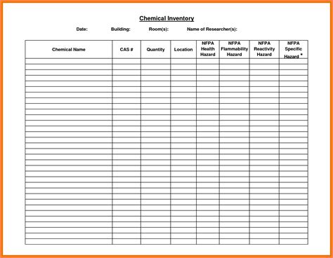 Inventory Template by Free Excel Inventory Template Portablegasgrillweber
