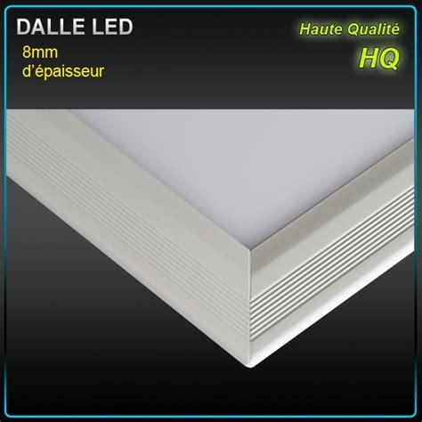 dalle led faux plafond 60 x 60 40w 4500 176 k plafonniers eclairage led objetsolaire
