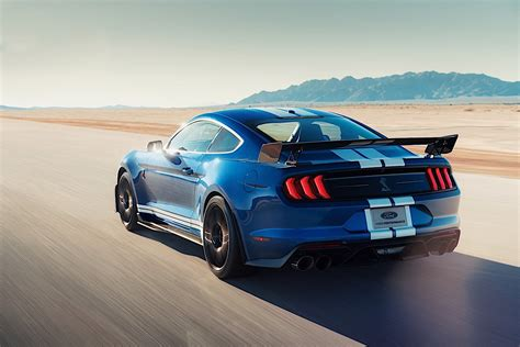 2020 Ford Shelby Gt500 Price by 2020 Mustang Shelby Gt500 Hear The Mighty Roar Of The