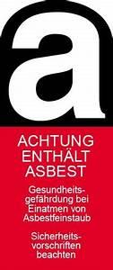Vinyl Asbest Platten : saniermeister asbestsanierung ~ Buech-reservation.com Haus und Dekorationen
