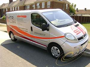 corporate logo design kent With van sign writing templates