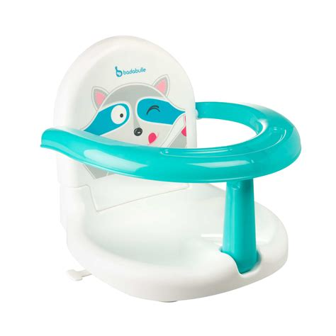 fauteuil de bain bebe fauteuil de bain pliable badabulle b 233 b 233 fille kiabi 25 00
