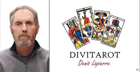 Divitarot wiki Tarot Denis Lapierre 2018 Divitarot
