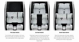 Tesla Model X in 7-seat configuration finally gets fold-flat 2nd row seats [Video]