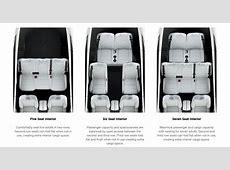 Tesla Model X in 7seat configuration finally gets fold