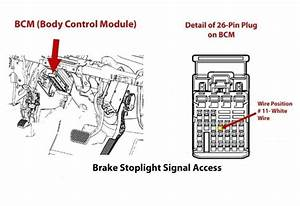 Wiring For Electric Brakes On A 2015 Gmc Terrain