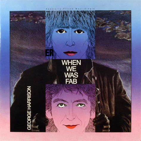 George Harrison - When We Was Fab (1988, Vinyl)   Discogs