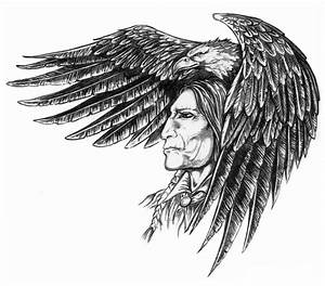 Traditional Cherokee Indian Warrior Tattoos | Joy Studio ...