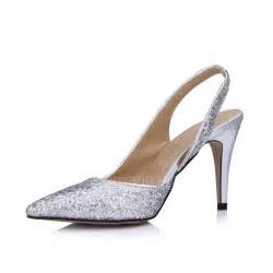 sunglasses wedding favors women 39 s leatherette sparkling glitter cone heel closed toe